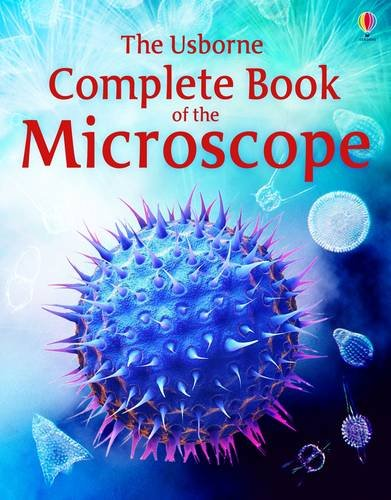 AmScope BK-CM2 The Usborne Complete Book of The Microscope