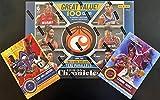 2019-20 Panini CHRONICLES Basketball Card Factory Sealed MEGA Box - EXCLUSIVE TEAL PRIZMs - 100 Cards per Box - (Plus Custom Zion Williamson/Ja Morant Novelty Card!)