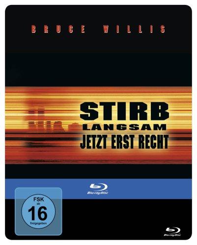 Stirb langsam 3 - Jetzt erst recht - Steelbook [Alemania] [Blu-ray]