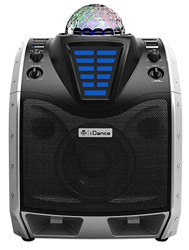 Idance-XD200 Karaoke, Color Blanco (XD200)