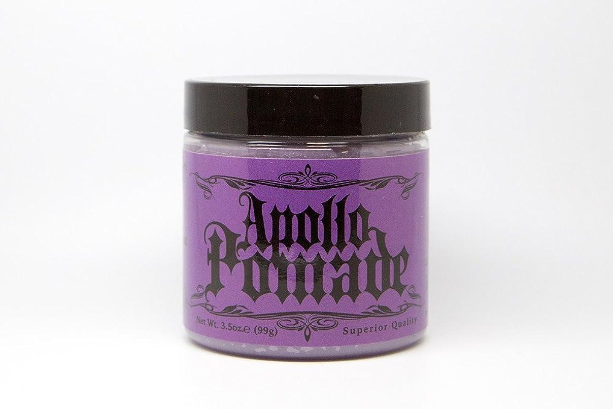 疎外する冷える皿ポマード メンズ Apollo Pamade (アポロポマード 油性 ) 3.5oz(99g)