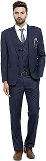 ShopyBucket Men's Latest Coat Pant Designs Casual Business Wedding Suit 3 Pieces Suit/Men's Suits Blazers Trousers Pants V...