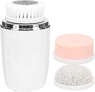 3-in-1 elektrische gezichtsreinigingsborstel, waterdichte huishoudpeeling gezichtsmassage borstel porienreiniger gezichtsv...