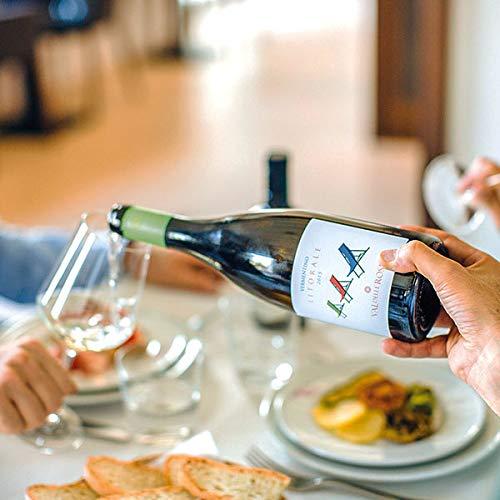smartbox - Cofanetto Regalo Coppia - Degustazione di Vini in Toscana per Due - Idee Regalo Originale - 1 degustazione di Vini e Prodotti tipici in aziende agricole in Toscana per 2 Persone