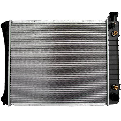 ECCPP Auto Parts – Radiador de repuesto de aluminio de plástico para Chevrolet C2500 Pickup Silverado…