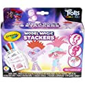 Crayola Trolls Model World Tour Magic Stackers