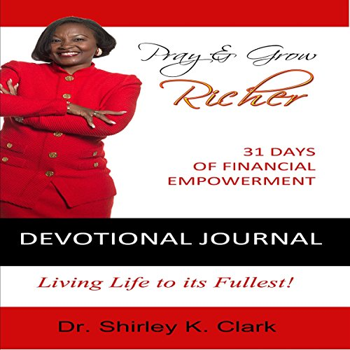 Pray & Grow Richer Devotional Journal cover art