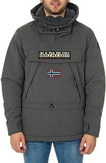 9983W Piumino uomo Regular FIT Grey Jacket Men