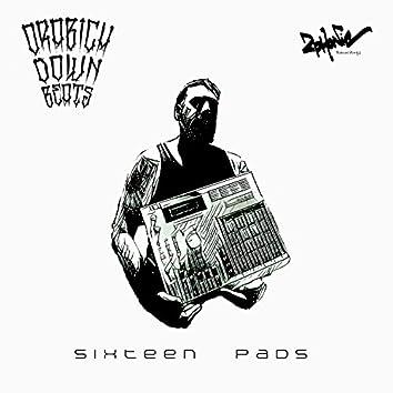 Sixteen Pads