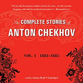 The Complete Stories of Anton Chekhov, Vol. 1 cover art