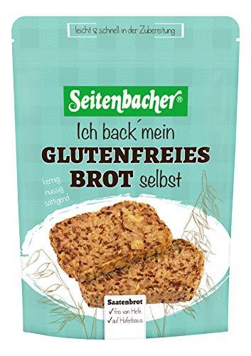 Seitenbacher Backmischung glutenfreies Brot | 500g