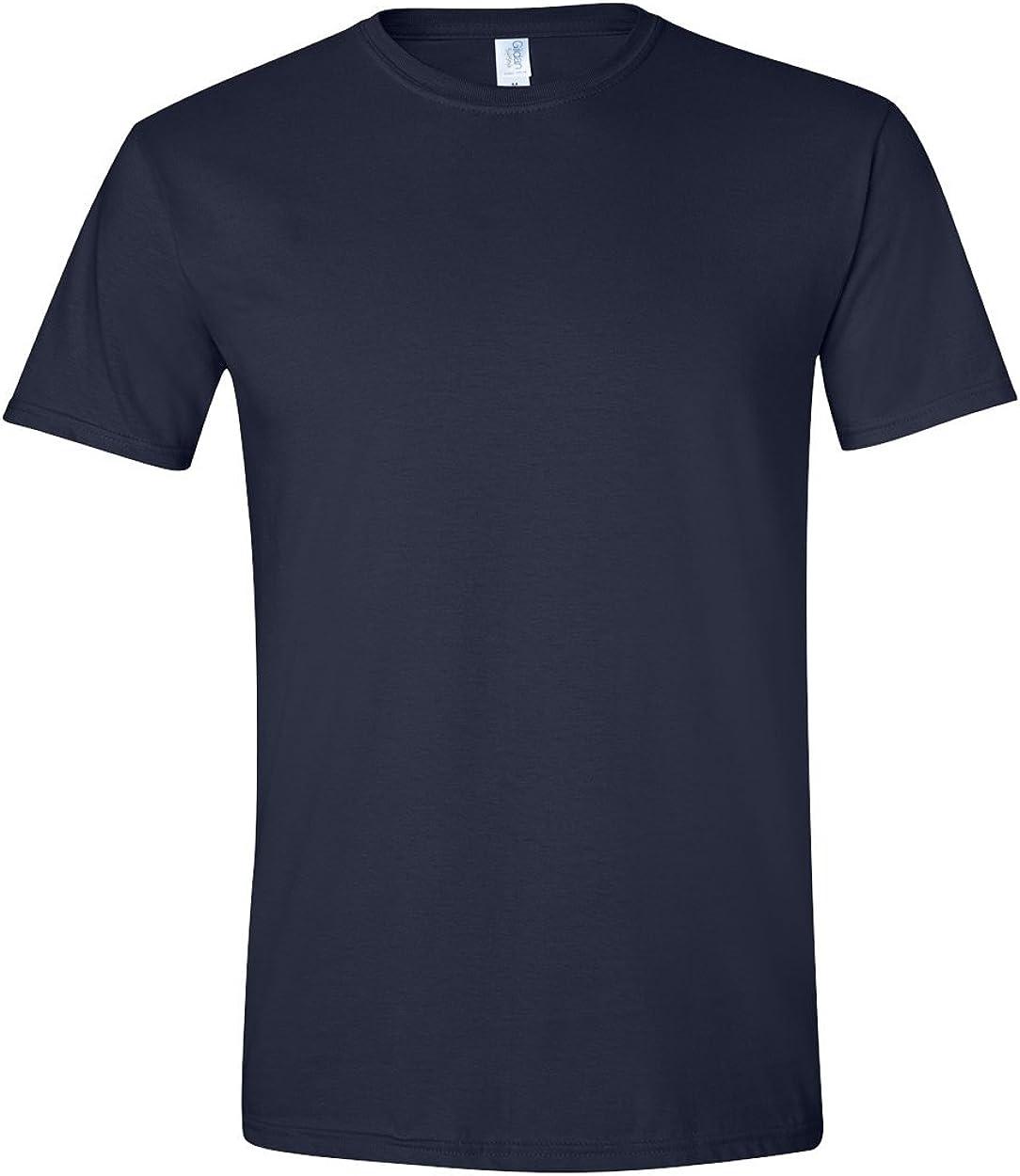 4.5 oz. T-Shirt (G640) Navy, S (Pack of 12)