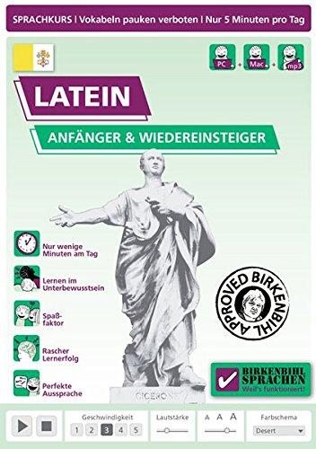 Preisvergleich Produktbild Birkenbihl Sprachen: Latein gehirn-gerecht,  Anfänger & Wiedereinsteiger