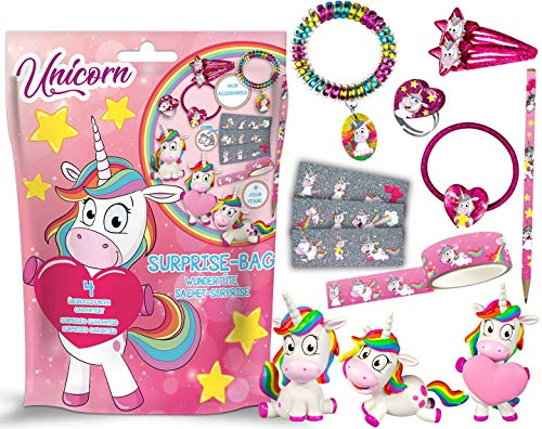 CRAZE Wundertüte Surprise Bag Unicorn Einhorn Pony 12376