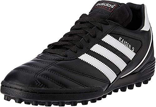 adidas Herren Kaiser 5 Team Fußballschuhe, Schwarz (Black/Running White FTW), 41 1/3 EU