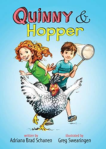 Quinny & Hopper (English Edition)