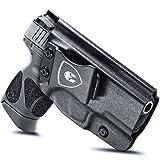 Taurus G3C Holster, Taurus G2C Holsters, IWB Kydex Holster Fit: Taurus G2C / G3C / Millennium PT111 G2 / PT140 9mm Pistol, Inside Waistband Concealed Carry, Adj. Cant/Retention, Right/Left Option