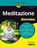 Meditazione For Dummies...