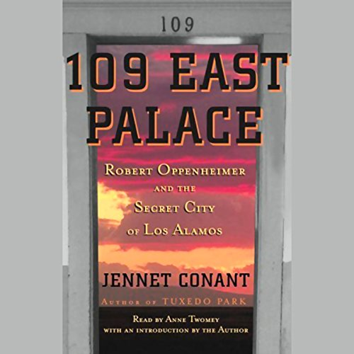 109 East Palace cover art