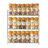 Best Spice Racks - Neo® Chrome 3 Tier Free Standing Spice Rack Review