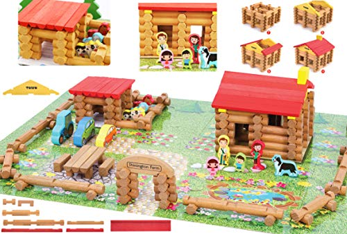 Top 10 best selling list for wooden farm house toy