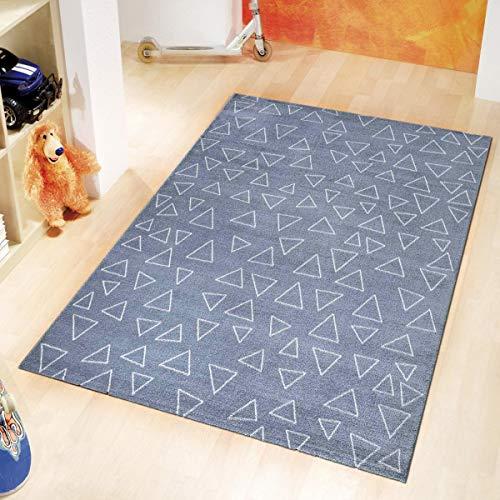 Jadorel Dream KJ - Alfombra infantil (160 x 230 cm, rectangular, apta para calefacción por suelo radiante