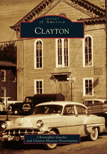 Compare Textbook Prices for Clayton Images of America  ISBN 9780738573755 by Gassler, Christopher,Clayton Historic Preservation