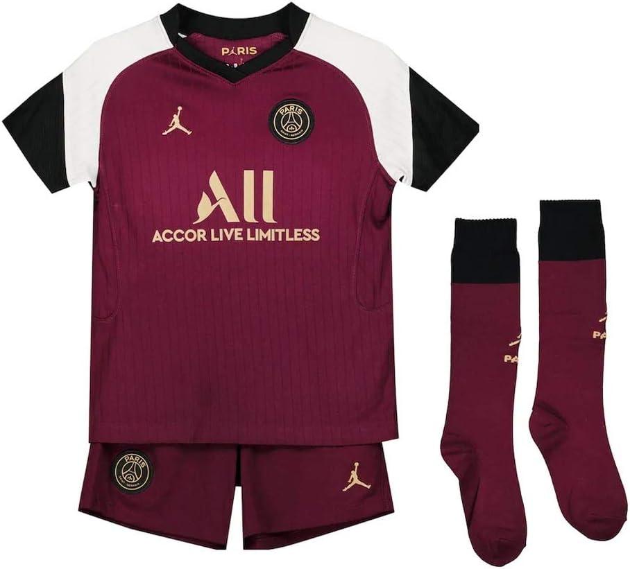 Nike 2020-2021 PSG Little Boys Third Kit Super beauty product restock quality top cheap