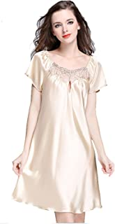 2982d0fbafc Amazon.com  Golds - Nightgowns   Sleepshirts   Sleep   Lounge ...