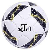 ExTWISTim Thermal Bonded football professionnel taille 4 enfants football anti dérapant football jeu intérieur et extérieur football formation football