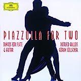 Patrick Gallois(パトリック・ガロワ)& Göran Söllscher(イェラン・セルシェル)/ Histoire Du Tango(タンゴの歴史)