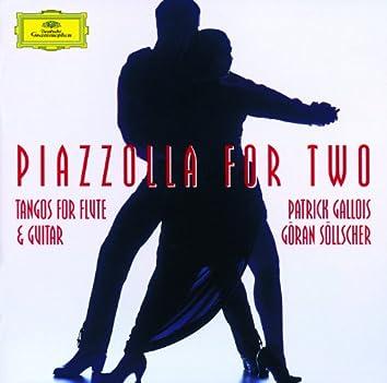 Piazzolla: L'Histoire du Tango