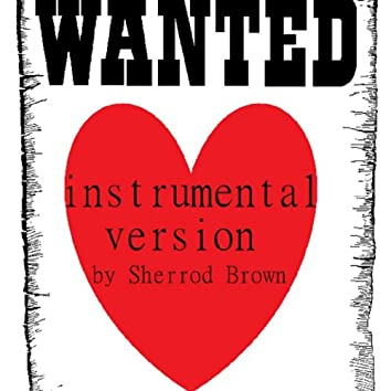 Wanted ( Instrumental Cover Version)