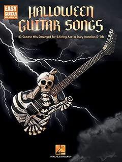 Best halloween guitar tab Reviews