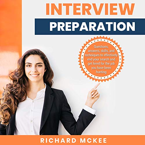 Interview Preparation audiobook cover art