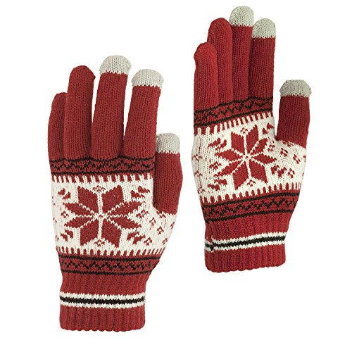 This stocking stuffer ideas for teenage girls helps her keep her hands cozy!