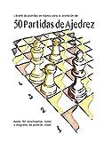 Libreta de Planillas para partidas de ajedrez