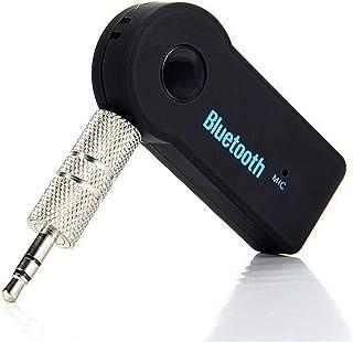 Receptor Áudio Bluetooth Recarregável com Saída P2 Estéreo