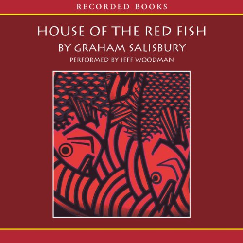 House of the Red Fish audiobook cover art