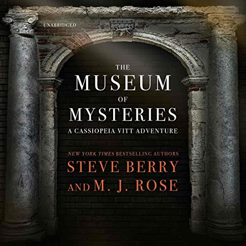 Page de couverture de The Museum of Mysteries
