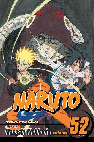 Naruto, Vol. 52: Cell Seven Reunion (Naruto Graphic Novel) (English Edition)