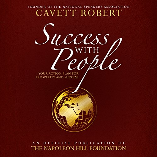 Couverture de Success with People: Your Action Plan for Prosperity and Success