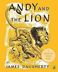 Literature unit study for Andy and the Lion