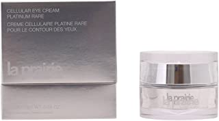 La Prairie Cellular Eye Cream Platinum Rare for Unisex, 0.68 Ounce