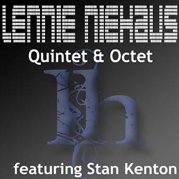Lennie Niehaus: Quintet & Octet (feat. Stan Kenton Orchestra)