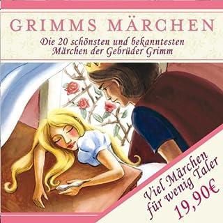 Grimms Märchen - 10er Box                   Autor:                                                                                                                                 Brüder Grimm                               Sprecher:                                                                                                                                 Joachim Nottke,                                                                                        Dieter Kursawe,                                                                                        Klaus Miedel                      Spieldauer: 6 Std. und 32 Min.     27 Bewertungen     Gesamt 4,3