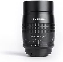 Lensbaby Velvet 85 for Sony E