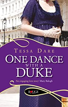 One Dance With a Duke: A Rouge Regency Romance (The Stud Club Series Book 1) by [Tessa Dare]