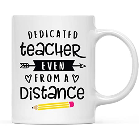 Teachers Can Do Virtually Anything Mug Distance Teaching Virtual Teacher Distance Learning Teacher Online Trending Quarantined Distance Learning Gift