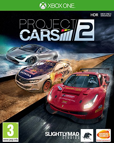 Project Cars 2 (Xbox One) [UK IMPORT]